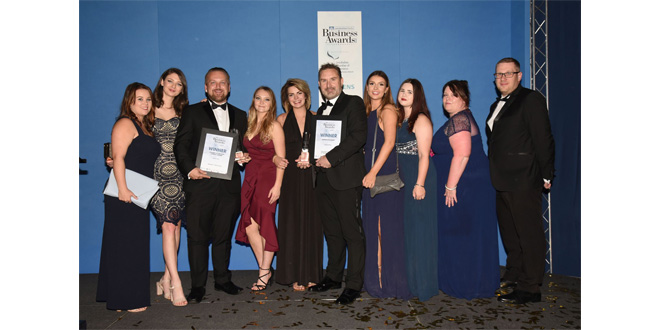 Two prestigious awards for OrderWise