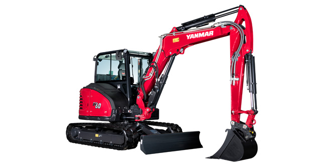 Yanmar paints the town red to celebrate 50th anniversary