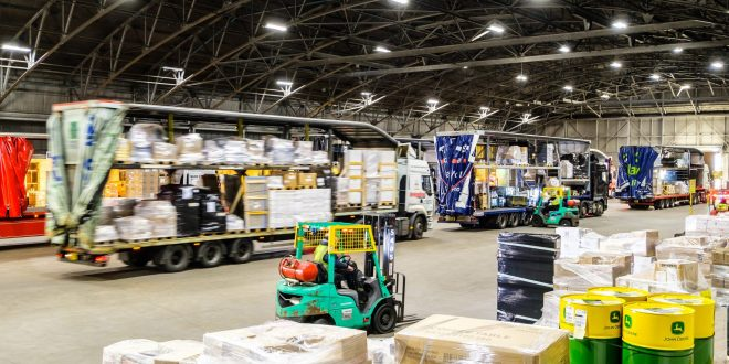 CUSTOMERS OF PALLETWAYS UK ARE SET TO BENEFIT