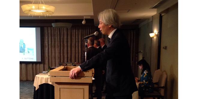 SUTTONS JAPAN CELEBRATES 20 YEAR ANNIVERSARY