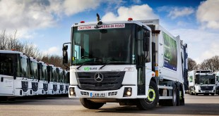 Suez commissions 38 Mercedes-Benz Econics
