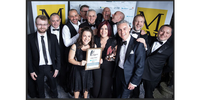 THE CARTWRIGHT GROUP SCOOPS TOP ACCOLADE