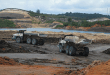 Ten TA400s shift soil in Indonesian mine