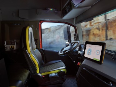 VOLVO TRUCKS PROVIDES AUTONOMOUS TRANSPORT SOLUTION