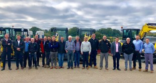 Yanmar assembles dealer network for product training event