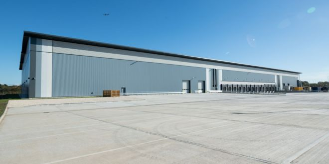 FIRST PHASE OF 70M GBP INVESTMENT COMPLETE AT SYMMETRY PARK DONCASTER