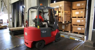 Zoro discusses How to improve forklift safety in cold weather