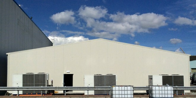 NewSmart-Space storage facility helps food producerCranswick's continued expansion