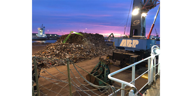 Trio of vessels tip Ward over the 7million GBP export target ahead of schedule