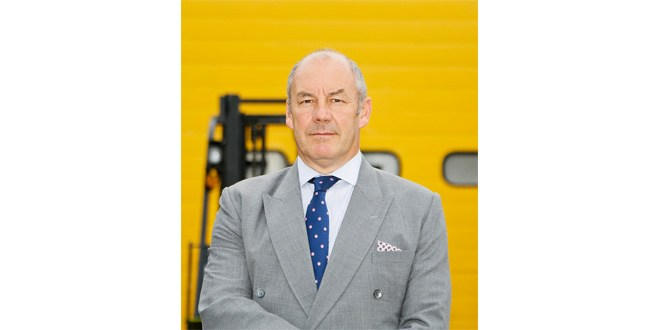 Chief Executive of Fork Lift Truck Association FLTA steps down