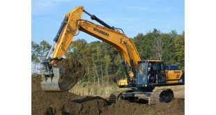 Hyundai Construction Equipment appoints Agritrac Exports as new construction equipment dealer for Scotland