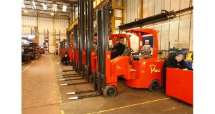 Narrow Aisle announces factory expansion plans to keep pace with growing demand for Flexi