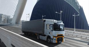 RENAULT TRUCKS EURO-6 STEP D COMPLIANT DRIVELINES