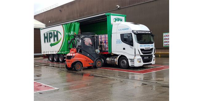 AB InBev announces UK pilot to cut fuel emissions for beer deliveries