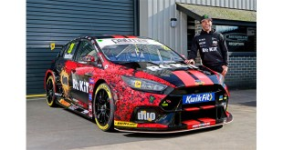 BigChange backed Hamilton returns to the British Touring Car Championship