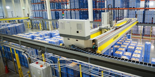 Cimcorp to showcase its robotic handling technology
