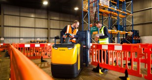 Firms potentially wasting 1000s GBP on lift truck training according to RTITB