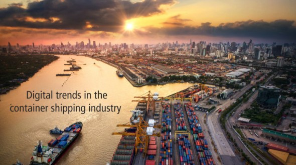 Greencarrier Liner Agency Digital trends in the container shipping industry