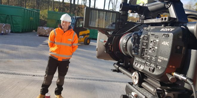 JCB puts safety firmly in focus with new films