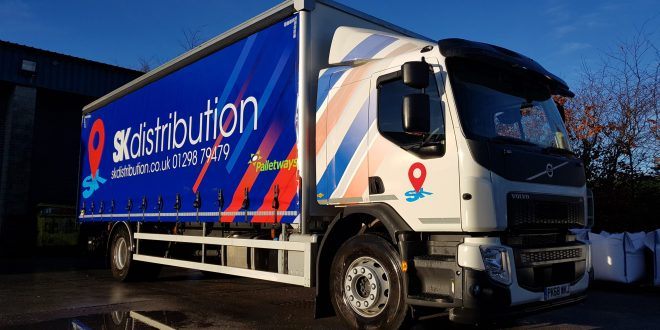 NEW OWNER FOR BUXTON LOGISTICS BUSINESS SK Distribution
