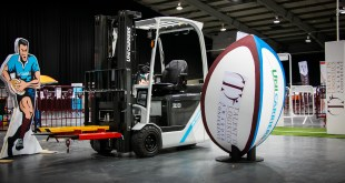 Talent in Logistics and UniCarriers UK to host Forklift Operator Challenge at IMHX