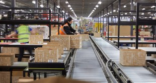 AMH Material Handling completes multi million automation project for Wilko e-commerce operation