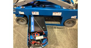 BAUMA NEW GENIE LITHIUM ION BATTERY