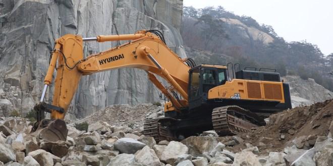 Hyundai Construction Equipment Europe launch six brand new models at Bauma