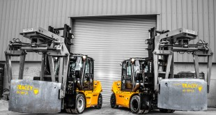J D Forktrucks Cement Deal with Tracey Concrete