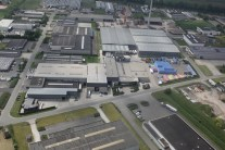 Our partners manufacturing and recycling facility in Belgium