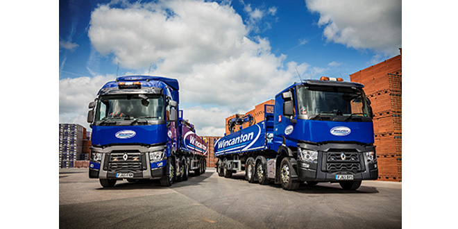 Wincanton extends transport contract with Marley Ltd