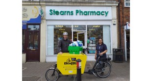 2M GBP LAST MILE DELIVERY ECARGO BIKE GRANT FUND AVAILABLE