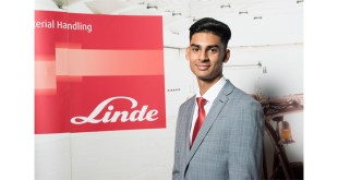 A Linde apprentice from Luton inspires others to consider an apprenticeship