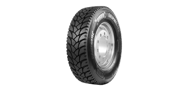 Bandvulc Gripmaster on and off road tyres at Tip-Ex