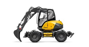 Mecalac announces UK roll out of excavator portfolio