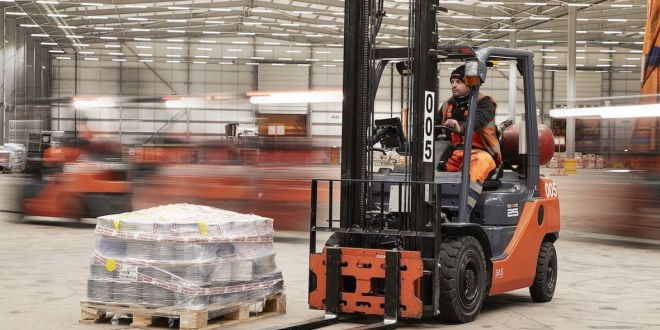 PRESIDENT SAFETY AWARD PUTS PALLETFORCE BEST IN CLASS