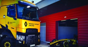 RENAULT TRUCKS TAKES POLE POSITION AT STAND A11 TIP-EX 2019
