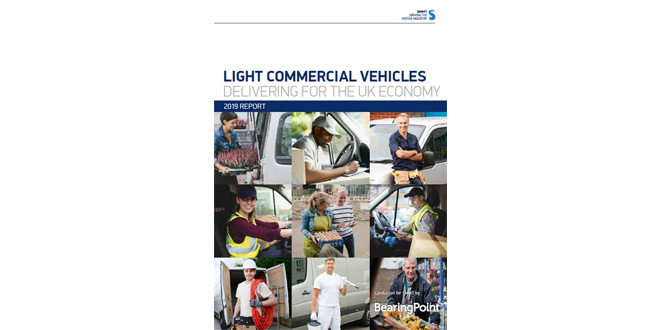 UK van sector delivers 56 billion GBP pay packet to British workers finds new research