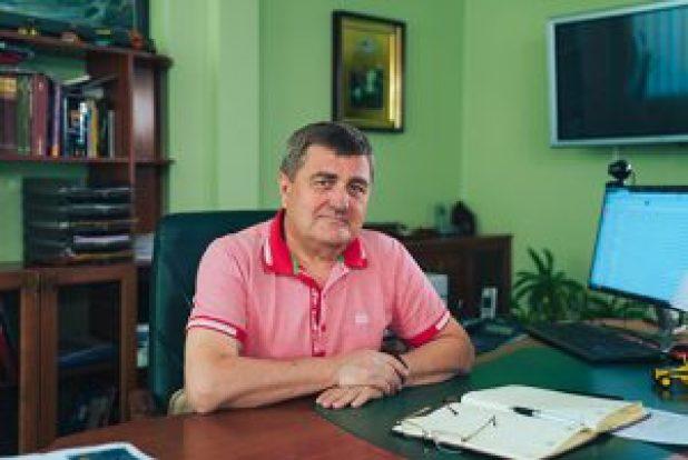 Artem Mischenko regional sales director for ETC