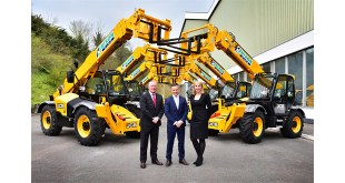 JCB SECURES LARGEST EVER ORDER FROM NIXON HIRE