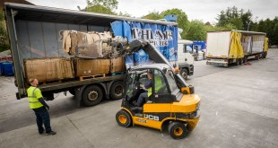 JCB Teletruks deliver for Highlander International Recycling