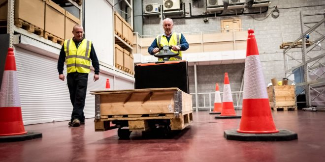 National testing standards launched for pedestrian trucks