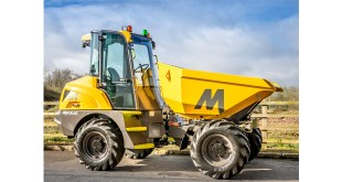 Sleator Plant secures multi-million-pound dumper deal