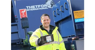Thetford International Disposes of Paper with BigChange Tech
