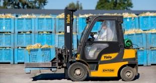 Yale trucks help Bonduelle stay cool under pressure