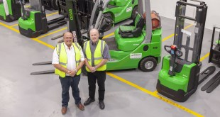 Angus Lift Trucks new premises