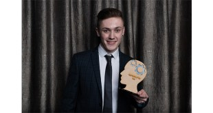 FORTEC HARRY IS APPRENTICE OF THE YEAR IN NORTHANTS LOGISTICS AWARD