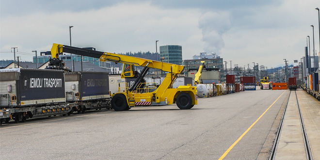 Hyster brings zero-emissions, productivity & innovation to TOC 2019