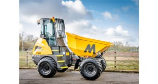 B Gallagher Construction enhances on-site safety with Mecalac MDX range