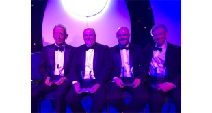 Four in a row Back to back TCS&D award wins for Gray & Adams